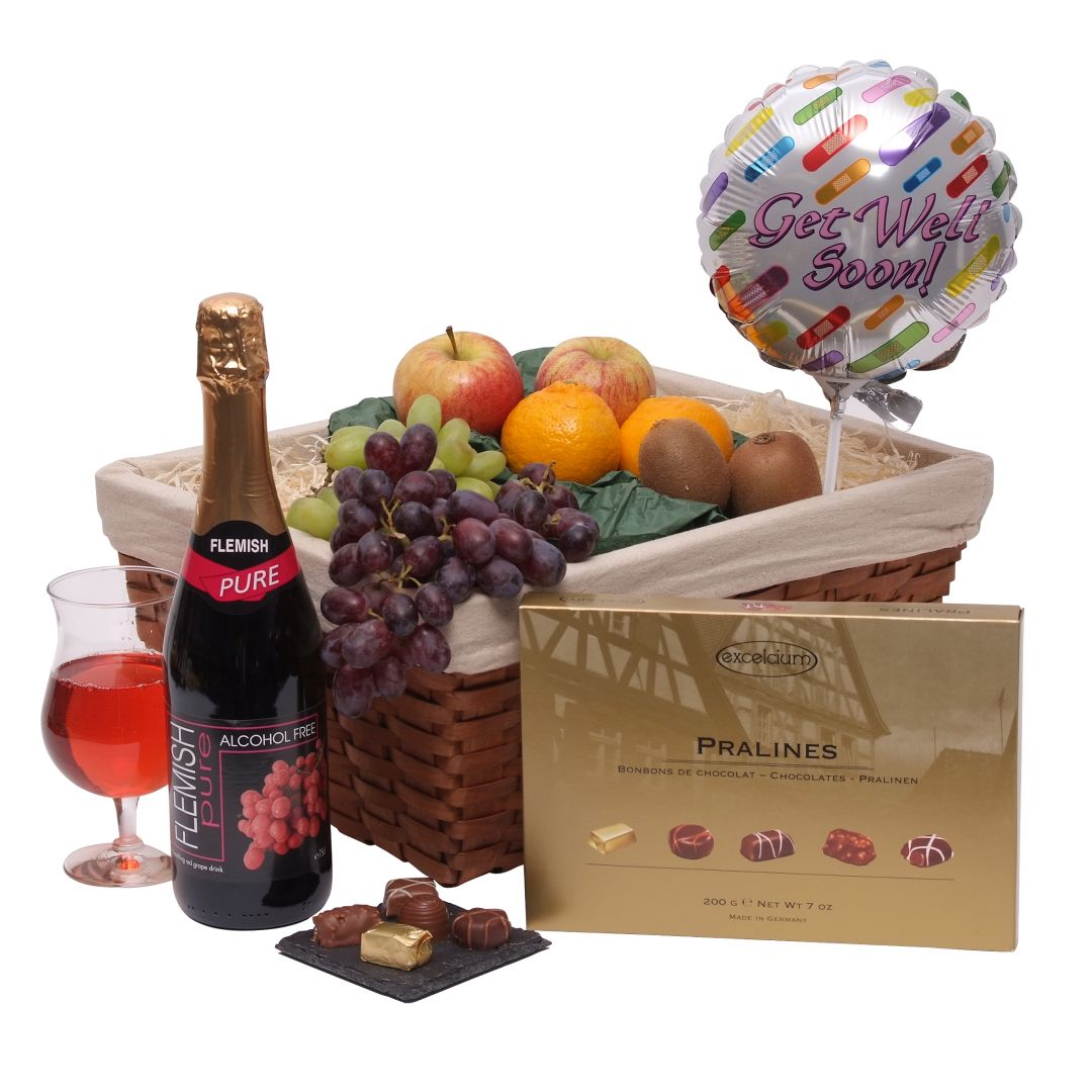 Hampers Get Well Soon Hamper