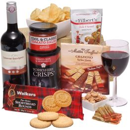 Wine Gift For Him Hamper