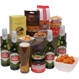 Beers And Bites Hamper