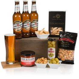 A Taste of Spain Beer Hamper