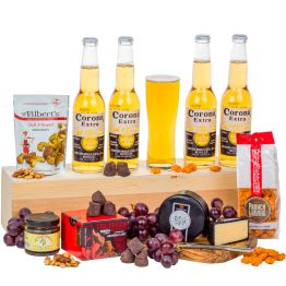 Hot 'n' Spicy With Beers Hamper