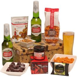 Hot Stuff Beer Gift Hamper