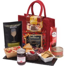 A Little Taste Of Christmas Hamper