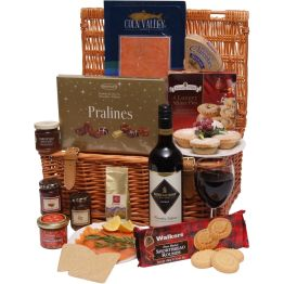Jolly Holly Christmas Hamper
