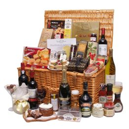 The Fireside Christmas Hamper Hamper