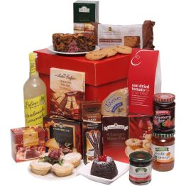 The Noel Alcohol Free Hamper Hamper
