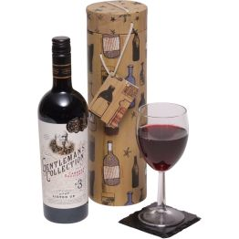 Gentlemans Collection Red Wine Gift Hamper