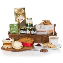 Luxury Cream Tea Gift Hamper Hamper