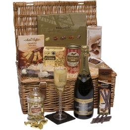Champagne Indulgence For Her Hamper
