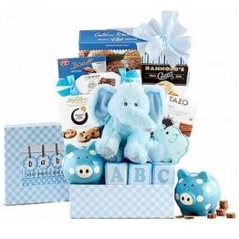 New Boy Mom's Survival Pack Hamper
