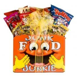 Junk Food Junkie Hamper