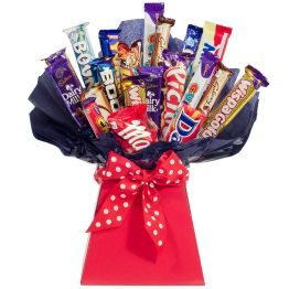Large Chocolate Bouquet (UK ONLY)  Hamper