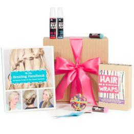 The Hair Braid Gift Box Hamper