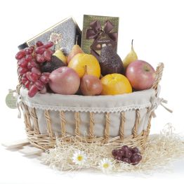 Fruit & Chocs Hamper Hamper