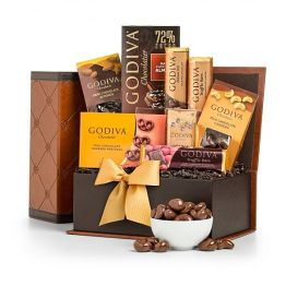 The Chocoholic Gift Basket Hamper