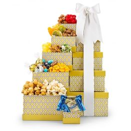 Sweet Treats Gift Tower Hamper
