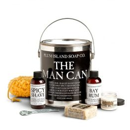 For the Man Cave Hamper