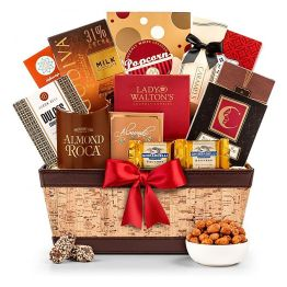 Savoury Selection Gift Basket Hamper