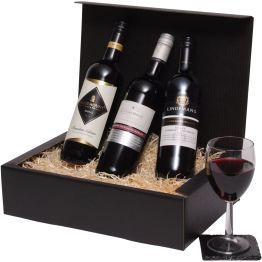 Three Bottle Australian Red Wine Hamper