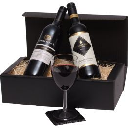 Two Bottles Australian Red Wine Hamper