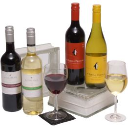 Special Selection Four Bottle Wine Gift Hamper