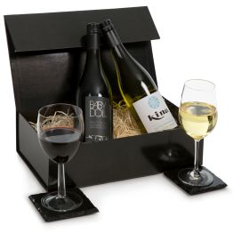 Two Bottles New Zealand Wine Gift Hamper