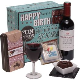 Birthday Gift Box Hamper For Him Hamper