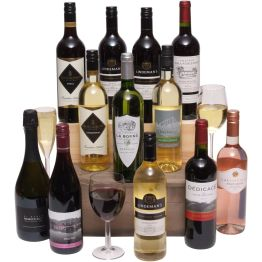 Grand Twelve Bottle Selection Hamper