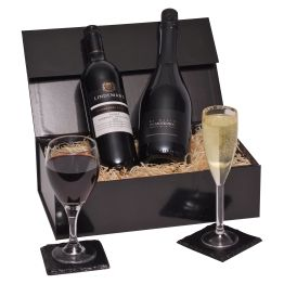 Prosecco & Red Wine Gift