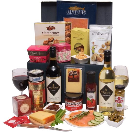 Food Lovers Feast Hamper