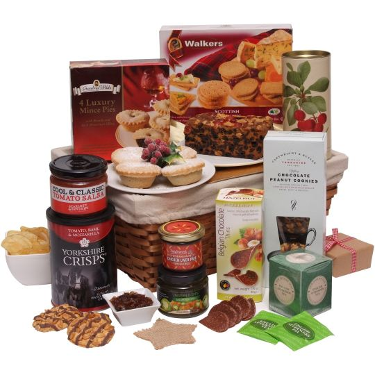 Tis The Season Christmas Hamper Hamper