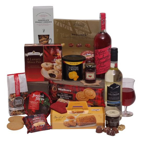 Wish You A Merry Christmas Hamper