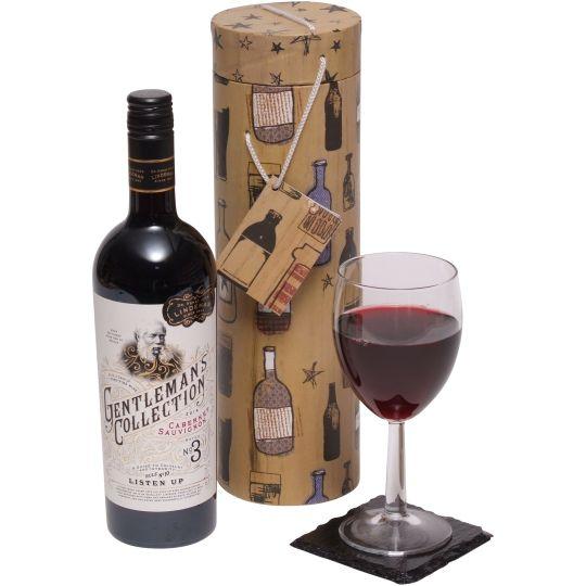 Gentleman's Collection Red Wine Gift Hamper