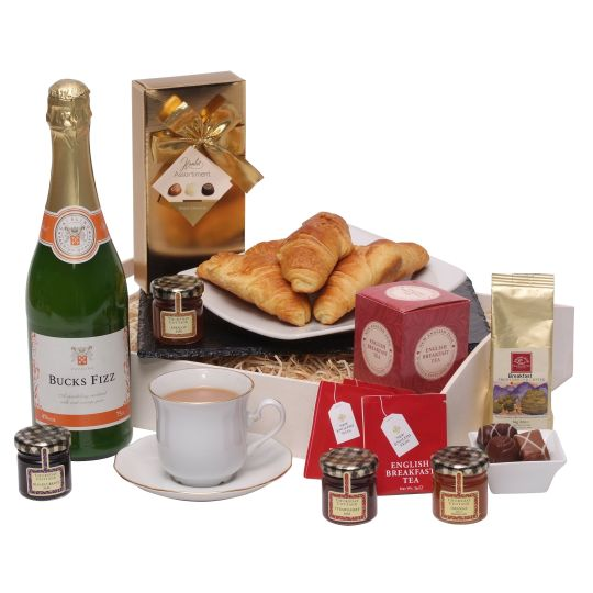 Breakfast In Bed For Mum Hamper