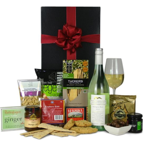 Down Under Box Hamper