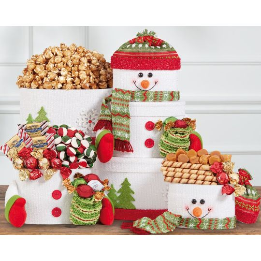 Frosty the Snowman Hamper