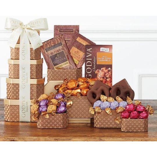 Luxury Chocolate Hamper Hamper