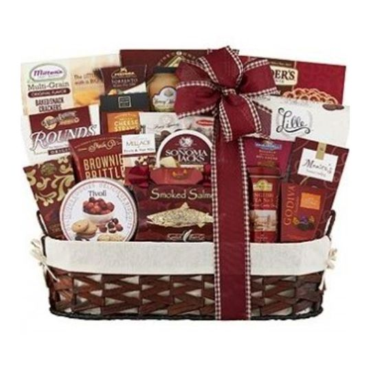 For the Connoisseur Hamper