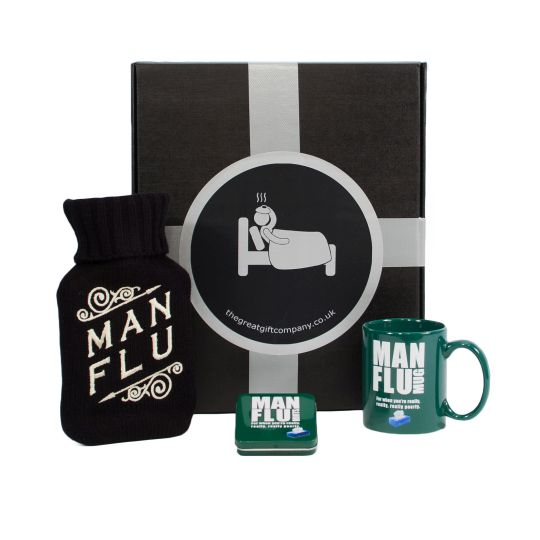 Man Flu Gift Box (UK ONLY) Hamper