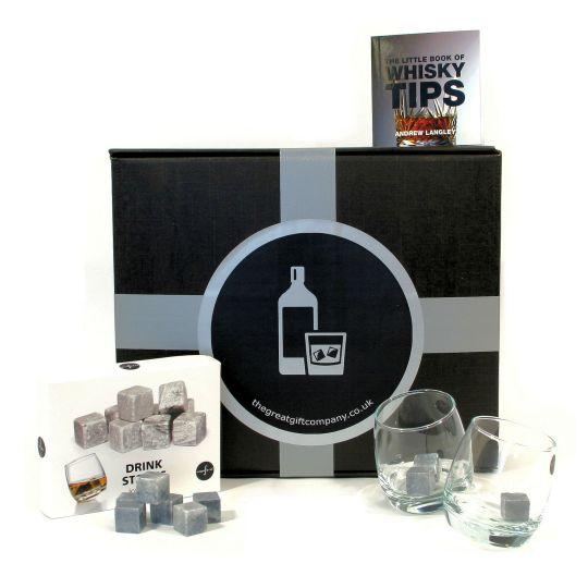 Gift Box for Whisky Lovers  (UK ONLY) Hamper
