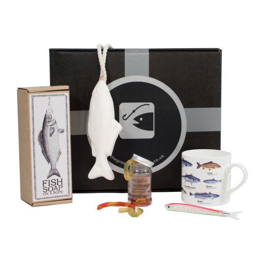Gift Box for Fishermen (UK ONLY) Hamper