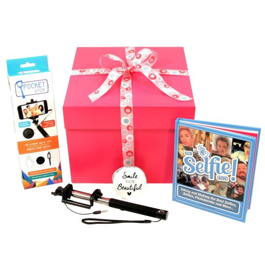 Gift Box for Selfie Lovers (UK ONLY) Hamper