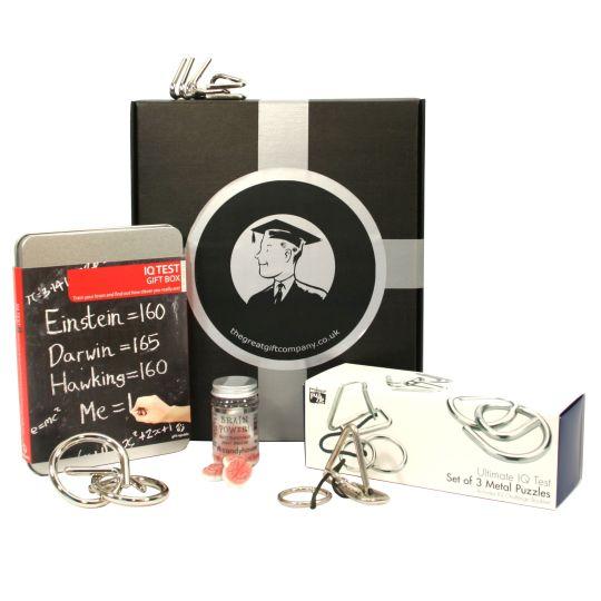 Gift Box for Brainiacs (UK ONLY) Hamper