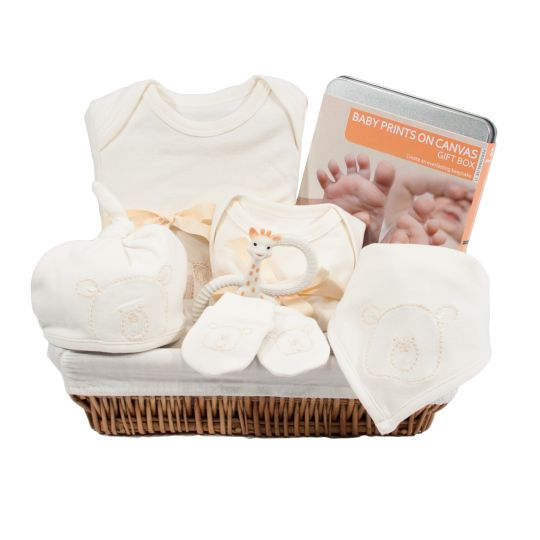 Luxury Baby Gift Hamper : Luxury baby gift box hamper