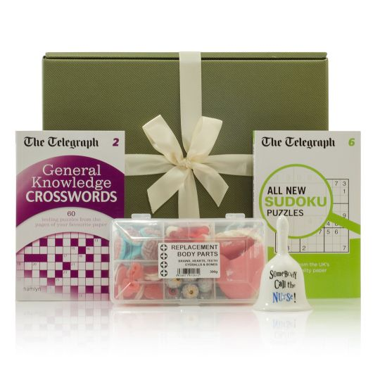 A Spoonful Of Sugar Giftbox Hamper