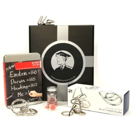 The Brainbox Gift Set Hamper
