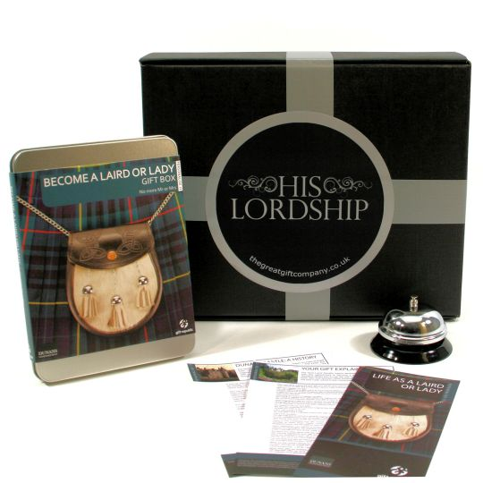 The Lord of the House Gift Box Hamper