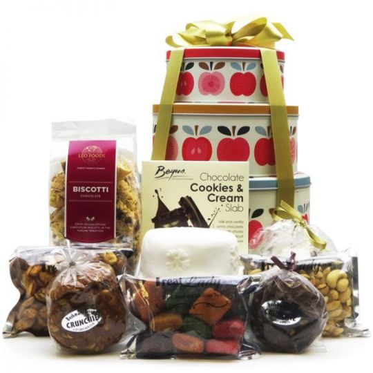 A trio of Treats for Mom Hamper