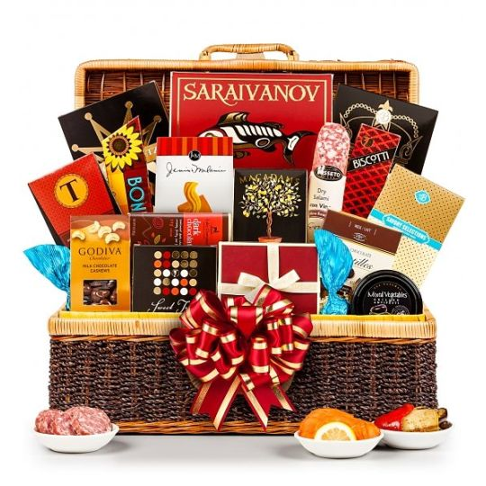 Madison Avenue Gift Basket (USA Only) Hamper