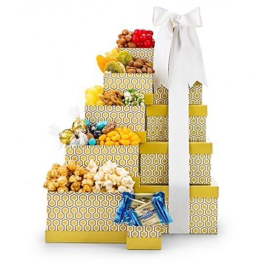 Sweet Treats Gift Tower Hamper